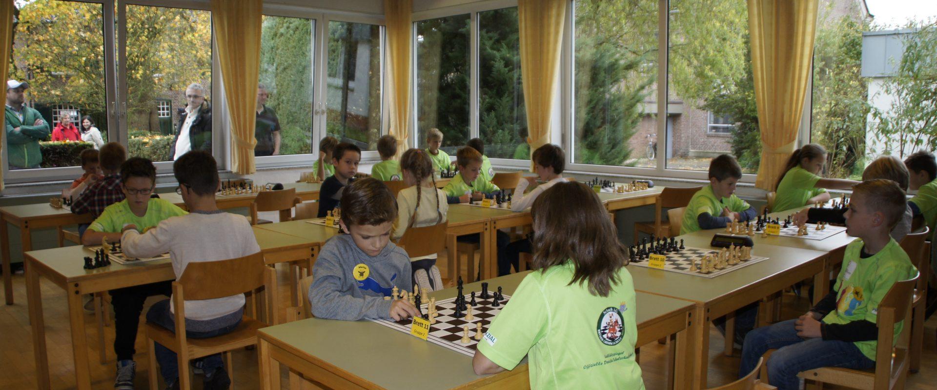 Permalink auf:82 Kinder spielen für die gute Sache