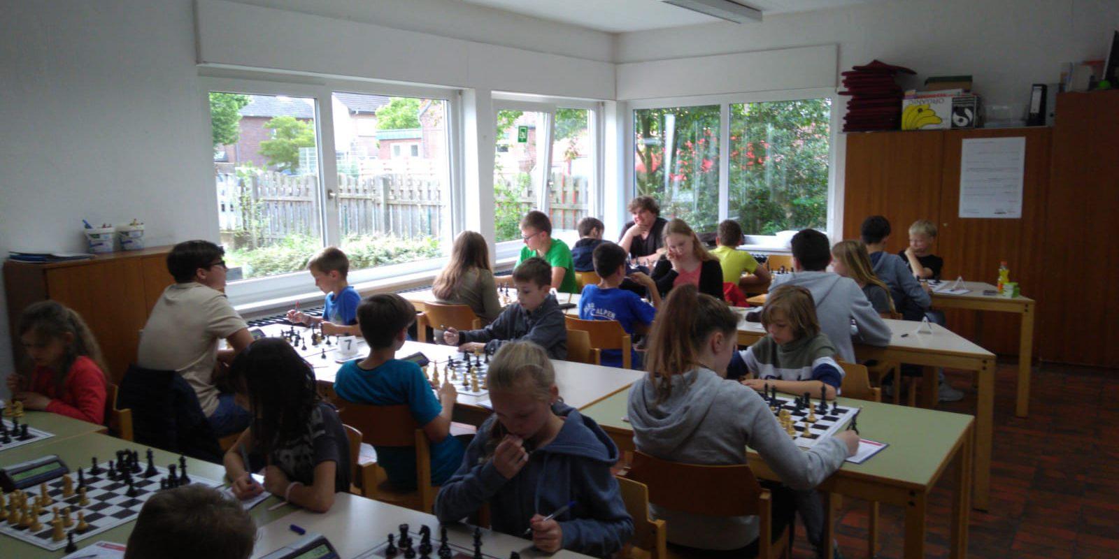 Permalink auf:5.Runde der Jugendvereinsmeisterschaft ausgetragen
