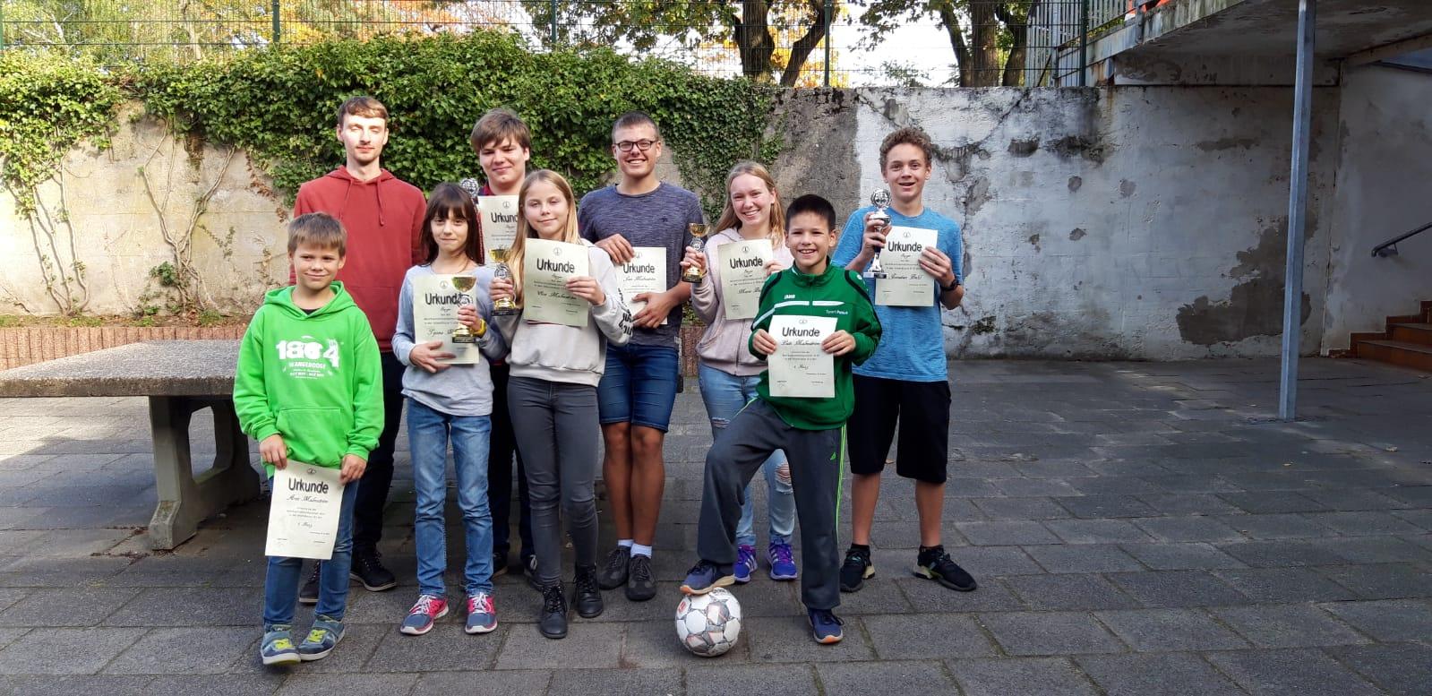 Permalink auf:Schachjugend Issum/Alpen gewinnt fünf Einzelmeistertitel